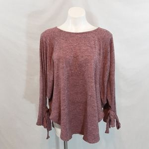 Love In Oversized Tops/Sweater One Size